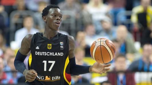 Deutschlands Basketball-Nationalspieler Dennis Schröder. (Archivbild)