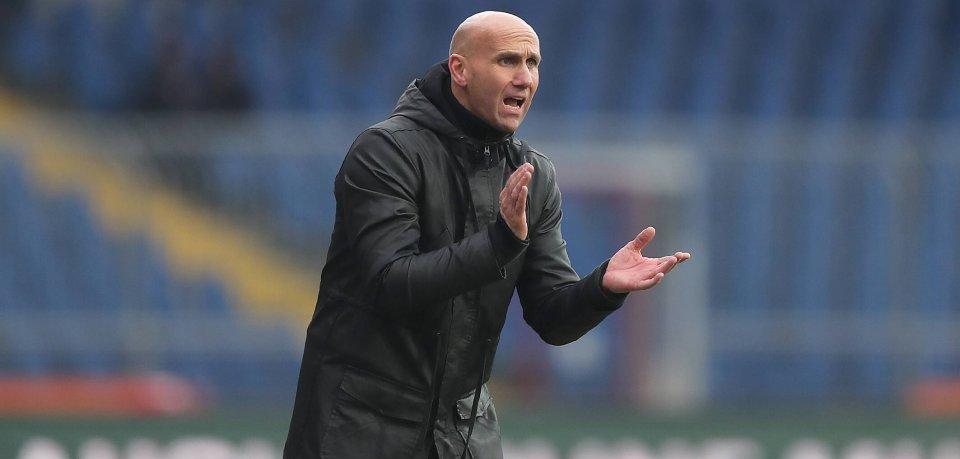 Trainer Andre Schubert möchte mit Eintracht Braunschweig gegen Fortuna Köln weiter Boden im Abstiegskampf gut machen.