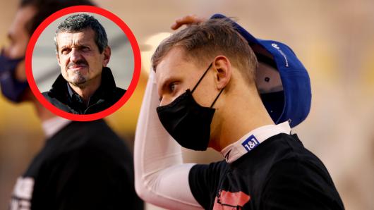 Für Mick Schumacher wird es in dieser Saison wohl zunächst darum gehen, Erfahrungen in der Formel 1 zu sammeln.