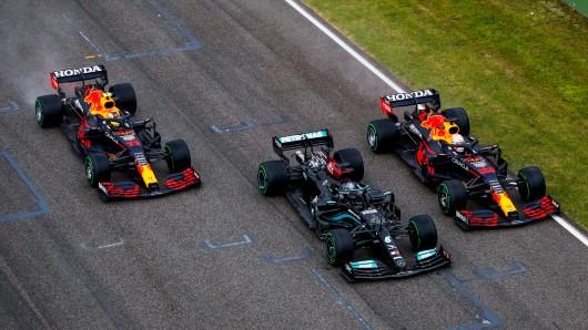 Formel 1: Max Verstappen gewinnt den Imola-GP!