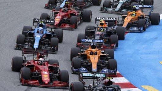 Die Formel 1 hat weitere Änderungen am Rennkalender bekanntgegeben.