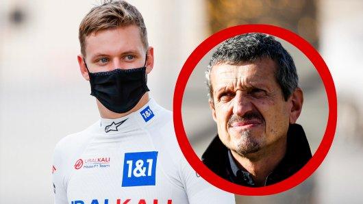 Mick Schumacher: Sein Boss spricht über die Haas-Zukunft.