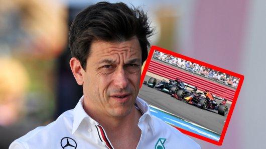 In der Formel 1 äußert Mecedes-Teamchef Toto Wolff eine düstere Prognose zum Titelkampf.