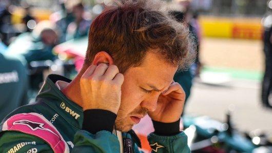 In der Formel 1 erlebt Sebastian Vettel mal wieder eine Saison zum Vergessen.