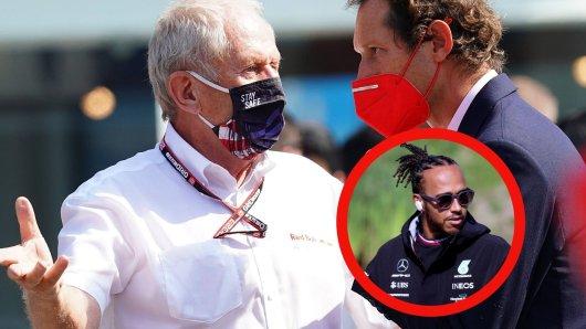 Formel 1: Der Crash zwischen Hamilton und Verstappen sorgt immer noch für Diskussionsstoff.