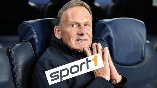 Im Doppelpass (Sport 1) kritisiert Hans Joachim Watzke Schiedrichter Deniz Aytekin harsch.