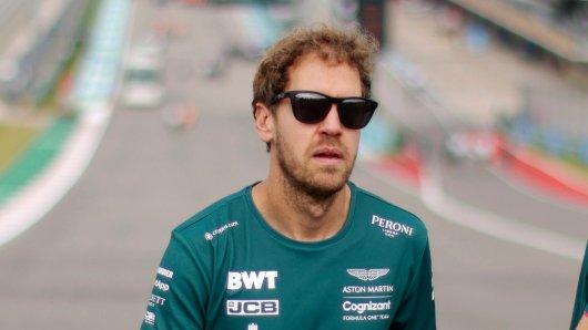 Formel 1: Sebastian Vettel ist für klare Worte bekannt.