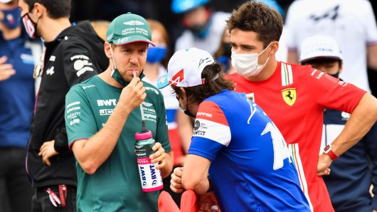 Formel 1-Star Fernando Alonso mit deutlicher Aussage!
