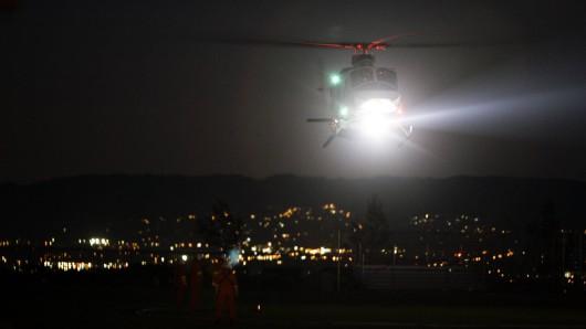 In Thüringen hat es in der Nacht eine großangelegte Suche der Polizei nach mehreren Kindern gegeben.