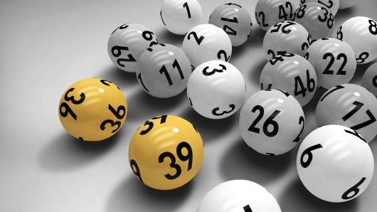 Lotto-Glückspilz: Über 17 Millionen räumte der Mann ab. (Symbolbild)