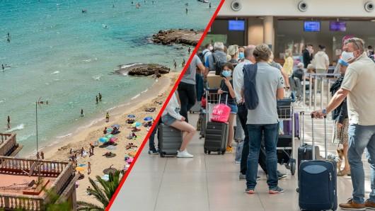 Ein Tui-Urlauber ist von seiner Mallorca-Reise enttäuscht. (Symbobild)