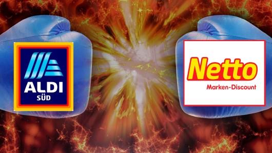 Aldi gilt in Deutschland als Marktführer. Jetzt will Netto angreifen!