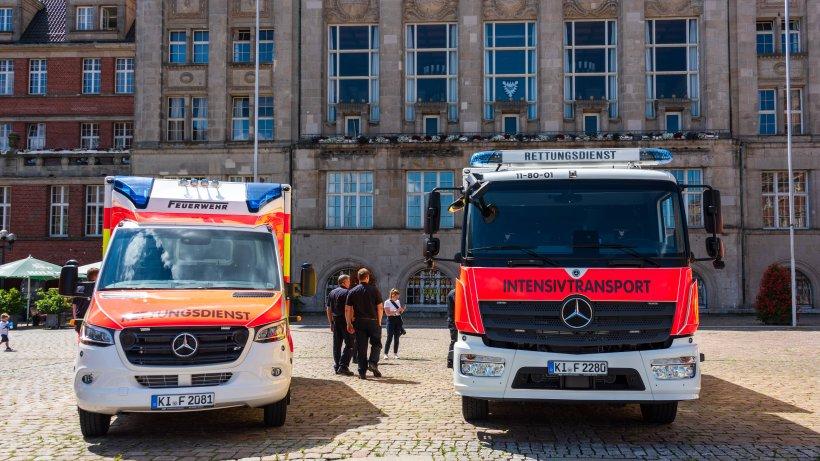 Kiel: Junge Frau (23) tot – Drama am ersten Ausbildungstag im Rathaus