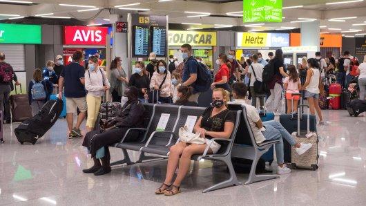 Mallorca-Urlaub: Chaos am Flughafen von Palma! (Symbolfoto)