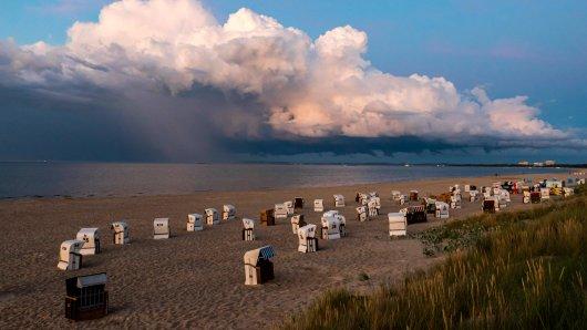 Urlaub an der Ostsee: Eine Frau machte auf der Insel Usedom eine Entdeckung.