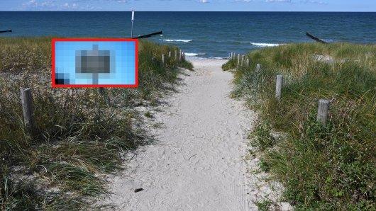 Urlaub an der Ostsee: Das Verhalten einiger Touristen sorgt für Ärger. (Symbolbild)