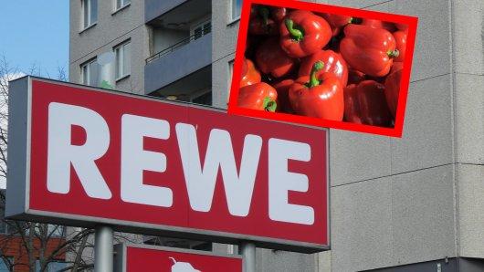 Rewe: Kunden sind sauer über den Gemüse-Preis im Supermarkt. (Symbolbild)