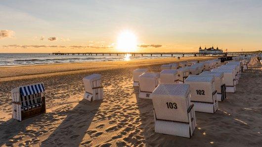 Dieses Urlaub an der Ostsee-Foto sieht eigentlich sehr schön aus. Eigentlich... (Archivbild)