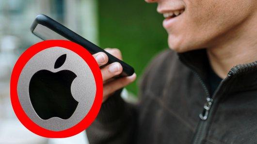 Apple scheint etwas zu planen. Siri hat sich verplappert. (Symbolbild)