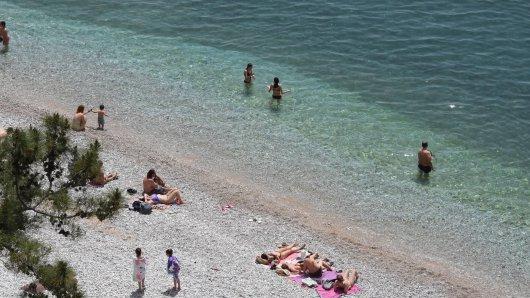 Endlich wieder Urlaub in Griechenland und die Sonne genießen!