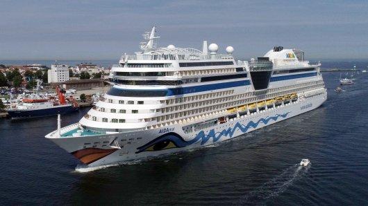Kreuzfahrt: Aida sagt die Sommersaison für eines ihrer Schiffe komplett ab. (Symbolbild)
