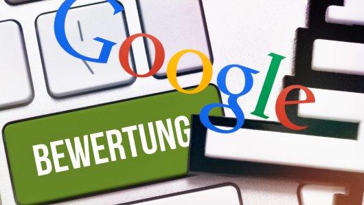 Paar gibt Bewertung bei Google ab und erlebt böse Überraschung. (Symbolbild)