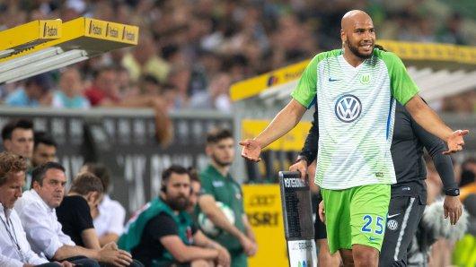 Die Wölfe empfangen heute Borussia Mönchengladbach. (Archivbild)