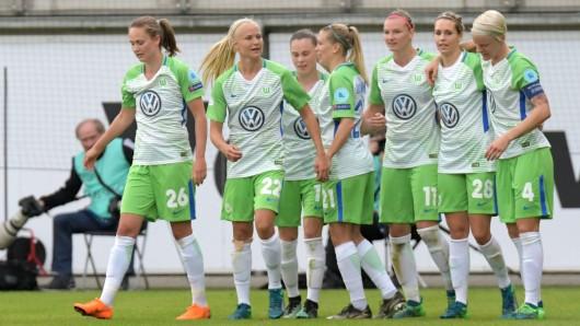 Die VfL Frauen treffen am Mittwoch auf den isländischen Meister (Archivbild)..