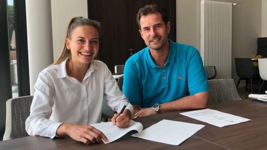 Joelle Wedemeyer bleibt beim VfL.