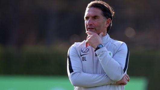 VfL-Cheftrainer Bruno Labbadia. (Archivbild)