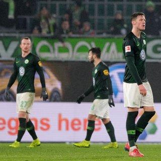 Der VfL Wolfsburg hat zu Hause gegen Bayer Leverkusen verloren.