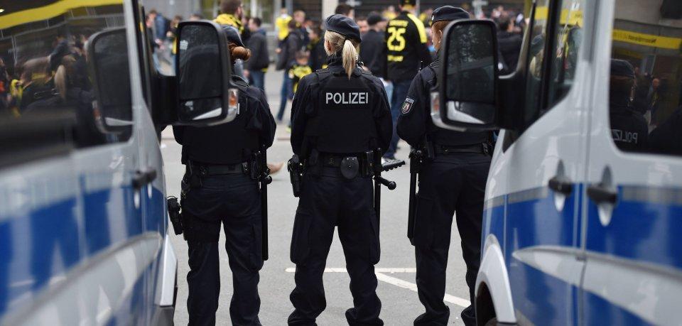 Die Polizei konnte den Angriff schnell abwehren. Es war nicht der erste seiner Art (Archivbild).