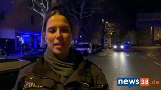 Ein Tag bei der Polizei in Braunschweig