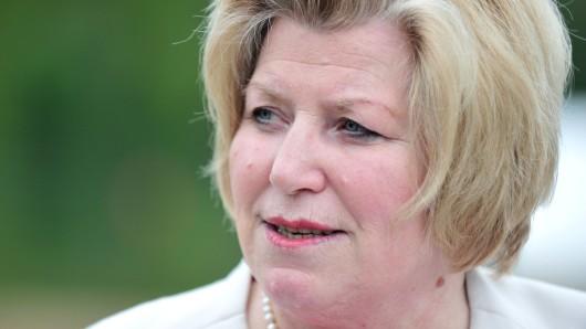 Niedersachsens Sozialministerin Cornelia Rundt (SPD).