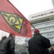 Bei Porsche in Stuttgart ist eine Kundgebung mit Betriebsratschef Uwe Hück geplant