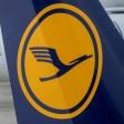 Eine Maschine der Lufthansa.