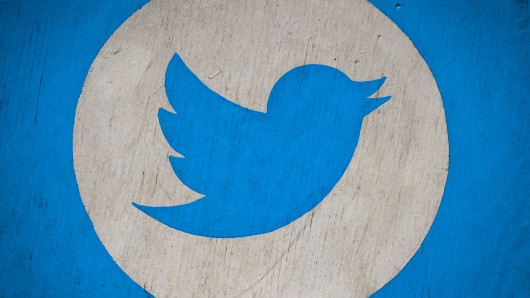 Das Logo von Twitter.