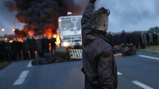 Streiks und Blockaden bei Treibstoffdepots und Raffinerien hatten Versorgungsengpässe an französischen Tankstellen ausgelöst.