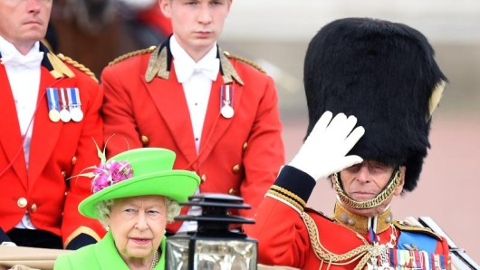 Königin Elizabeth II. und Prinz Philip feiern drei Tage lang Geburtstag.