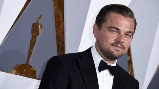 Oscar-Preisträger Leonardo DiCaprio. (Archivbild)