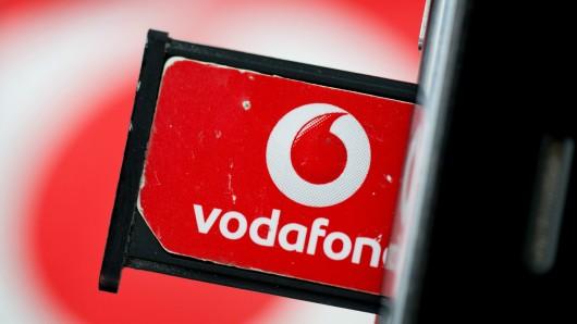 Einem Bericht zufolge will Vodafone die Mobilfunkversorgung in Niedersachsen ausbauen (Symbolbild).