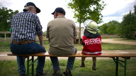 Die Freiwilligen Feuerwehren in Niedersachsen haben bislang keine großen Probleme, Nachwuchs zu finden. (Symbolbild)