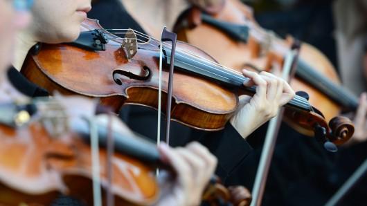 Unter anderem eine Geige wurde gestohlen. (Symbolbild)