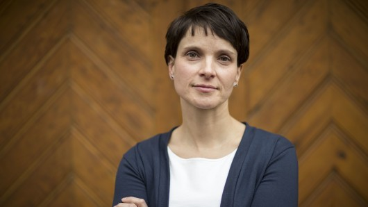 AfD-Chefin Frauke Petry. (Archivbild)
