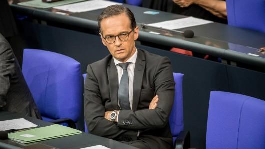 Bundesjustizminister Heiko Maas (SPD).