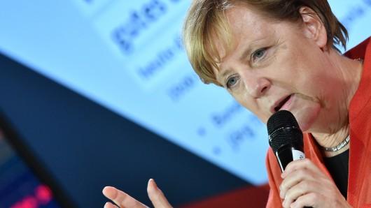 Kanzlerin Angela Merkel (CDU). (Archivbild)