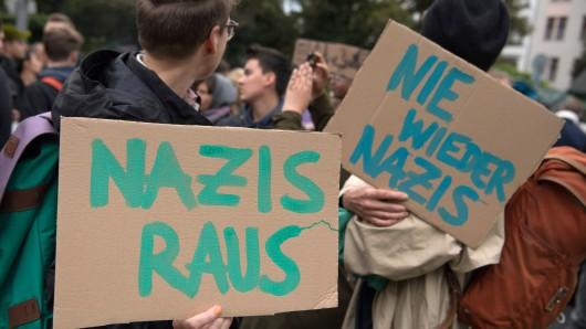 Am Rande der #fridayforfuture-Demo in Braunschweig gab es etwas Ärger (Symbolbild).