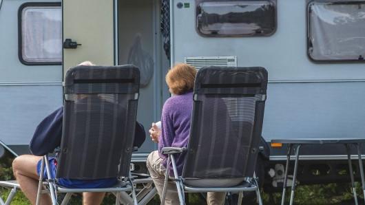 Urlauber am Madamenweg sollen künftig komfortabler campen (Symbolbild).