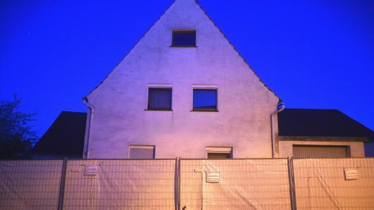 Das Wohnhaus des beschuldigten Ehepaares in Höxter-Bosseborn (Archivibild).