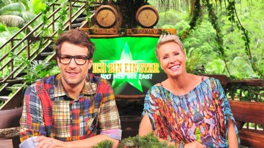 Die Moderatoren Sonja Zietlow und Daniel Hartwich halten die Zuschauer täglich live aus dem australischen Dschungel auf dem Laufenden (Archivfoto).